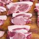 厂家常年加工批发各类猪肉 冷鲜肉 猪后腿肉 分割肉