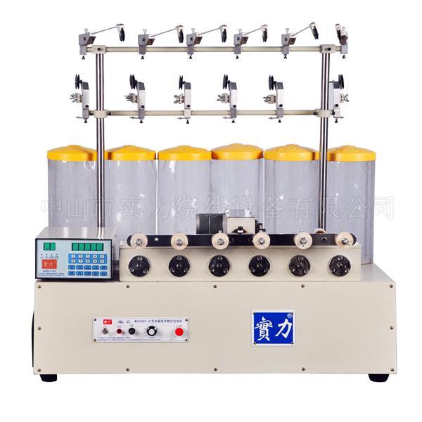 专业定制绕线机 MCSH986-30电脑绕线机 自动绕线机