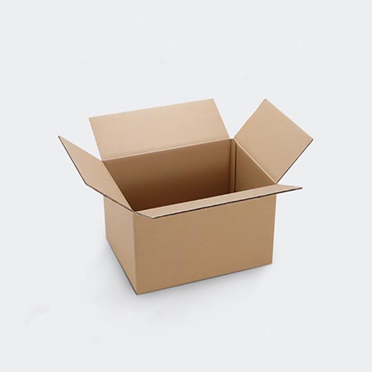 特硬三五层快递发货打包方型瓦楞纸箱定制印刷