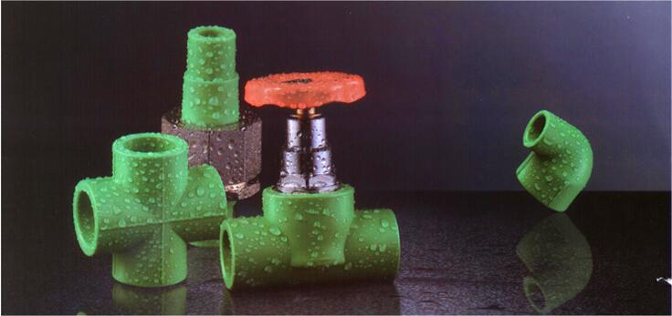 供应PPR水管配件水暖管件 90度弯头