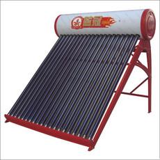 东莞蓝冠 厂家直销—家用省钱省电最节能的安全看天气太阳能热水器