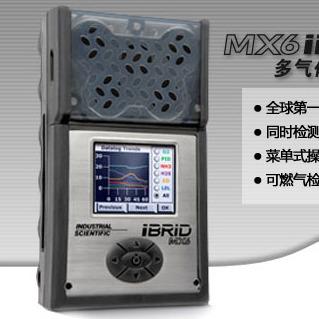 英思科安全防护多气体检测仪MX6年末大促