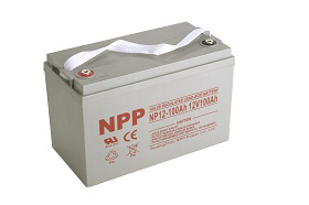 广州耐普NP12-50Ah中密系列 铅酸蓄电池备用电力电源UPS电力系统蓄电池厂家直销