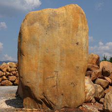 学校文化设计专用黄蜡石︱大型黄腊石厂家直销
