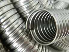 FS-I12型福莱通穿线管,双扣镀锌金属软管,双层钢带绕制抗拉抗压金属护线管20mm