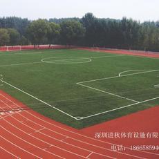 深圳市复合型塑胶跑道厂家专业施工
