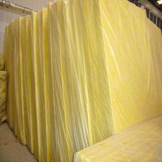 【亮猛】 高密度阻燃防火岩棉板最小厚度 大城岩棉板最低价格