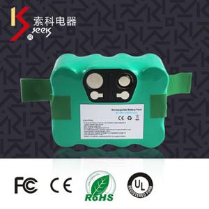 适合KV8智耀星XR210系列扫地机器人电池3500mAh 厂家直销