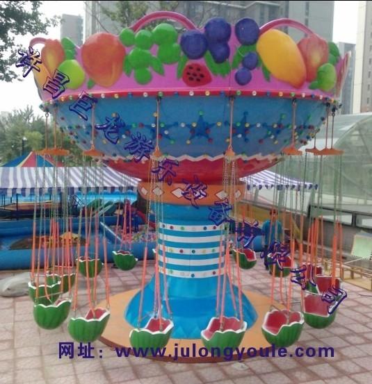 水果旋风 造型精美 儿童喜爱的游乐设备 巨龙游乐图片