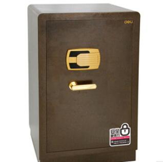 供应  得力3605指纹保险箱 家用/办公3C认证保险柜