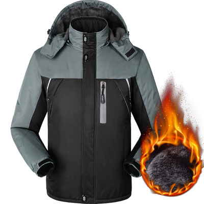 供应 户外防寒棉服外套