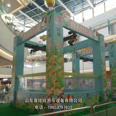 深圳|工厂大量供应真人版抓娃娃机活动道具