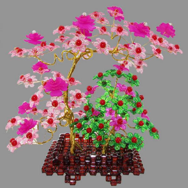 供应串珠发财树