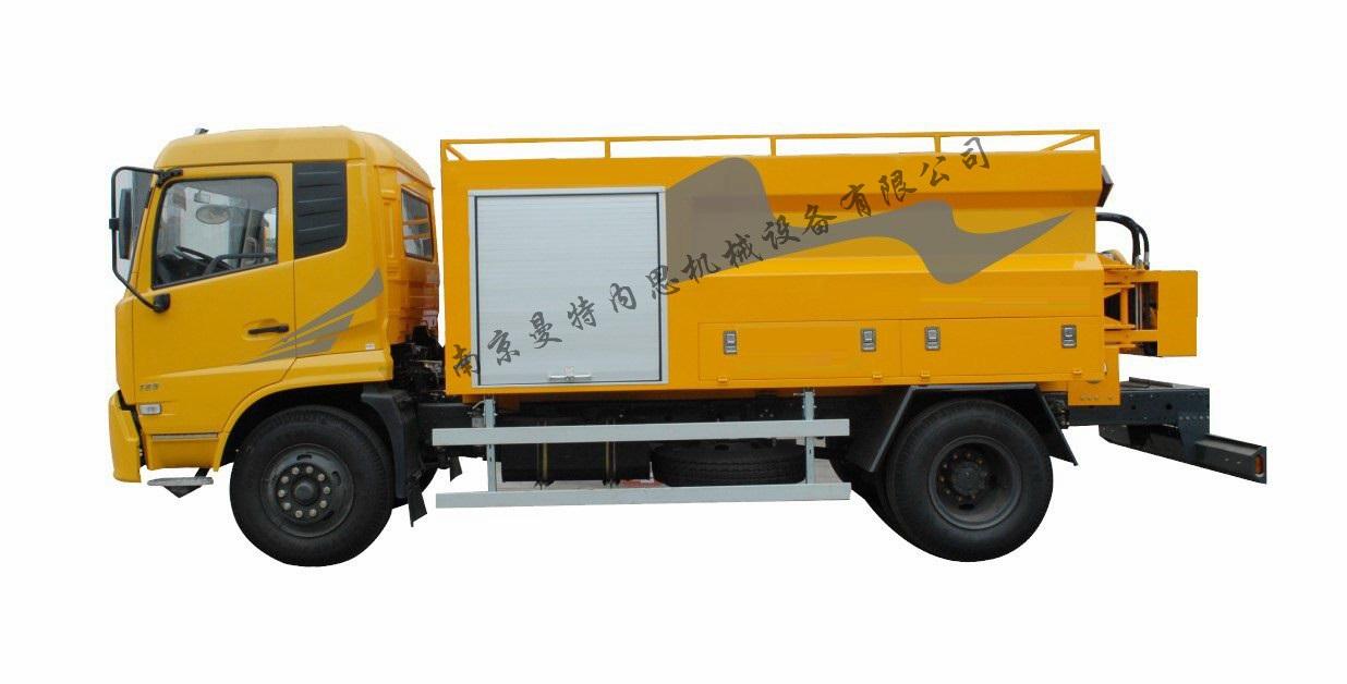 16吨下水道管道高压疏通车清洗车冲水车射水车