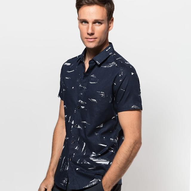 供应 总长无锡工作服定制新款夏季短袖衬衫工作衬衫
