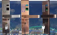 1605-C1盛爱杰指纹锁 指纹密码锁 光学指纹锁 SaiJ指纹锁