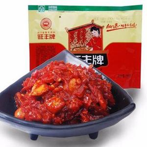 旺丰牌郫县豆瓣250g袋装 川菜酱类调料红辣椒酱