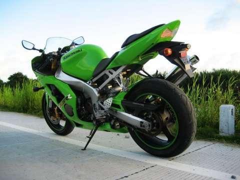 供应川崎zx-6r摩托车 川崎zx-6r专卖
