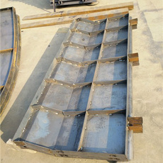 防撞墙模具生产厂家 公路防撞墙模具材料成本