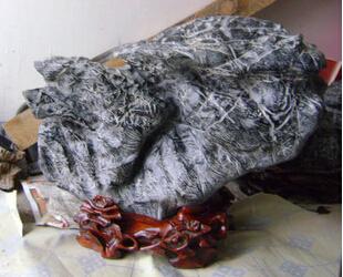 供应 出售各类 天然 灵璧石奇石摆件 观赏石