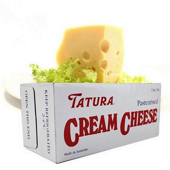 供应 奶油奶酪 忌廉芝士 蛋糕烘焙原料乳制品