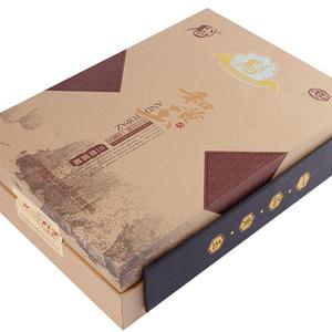 涪陵正宗榨菜  八缸榨菜 八缸和黄玉礼品盒1250g 礼盒套装 品质有保障