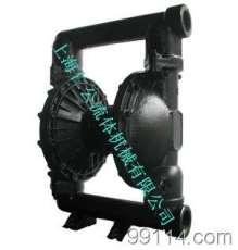 气动球墨隔膜泵RG50、不锈钢隔膜泵、铝合金隔膜泵、PVDF隔膜泵