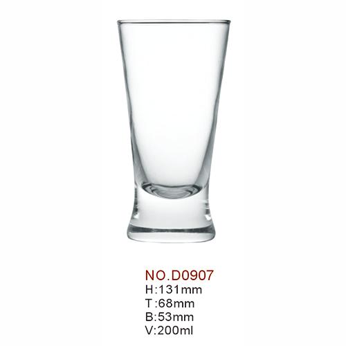 供应  厂家直销、200-450ml各型号啤酒杯  杯子  玻璃杯