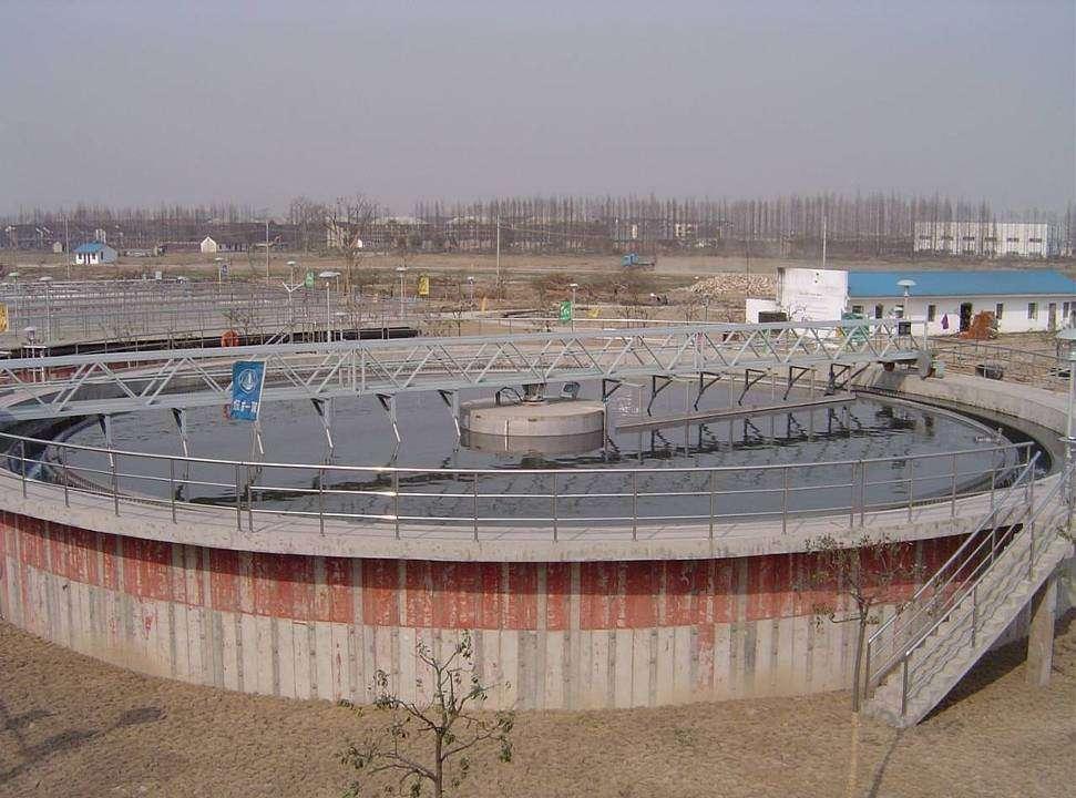 重庆污水处理设备 沉淀池