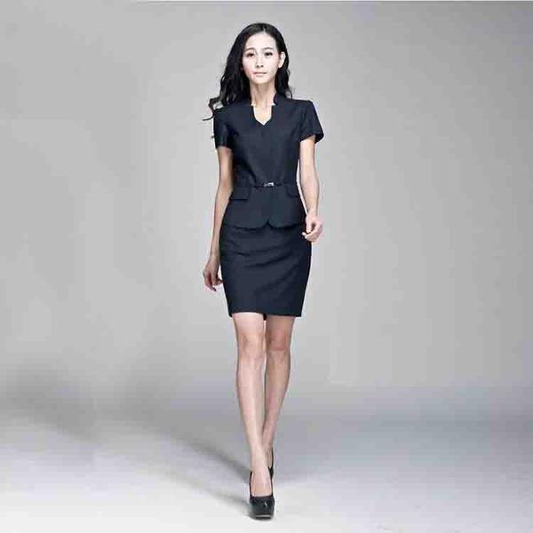 伟锐洋服供应精品夏季职业女装,尺寸可量身定做