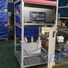 水泵补偿柜厂家兆复安MHCC系列高压电动机无功就地补偿电容柜
