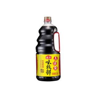 海天酱油味极鲜1.9L特级酱油批发价格