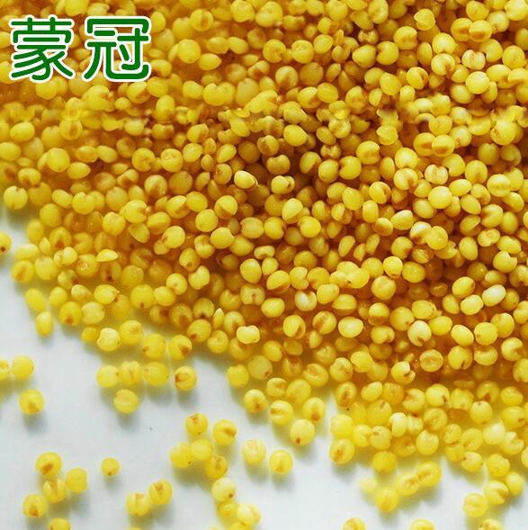 厂家承接各类 优质内蒙古小米 天然赤峰袋装小米