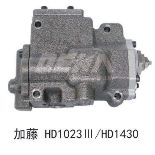 DEKA提升器适用于加藤HD1023III HD1430挖机