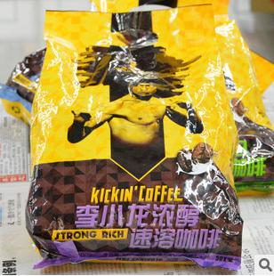 舌尖纯享越南原装进口李小龙速溶咖啡48元,800g清真食品代发