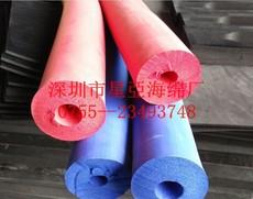 直销磨砂橡塑海绵管 异型橡塑手把套 双色橡塑把套