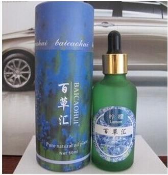 供应 百草汇 50ML汽车香水补充液 车用香水