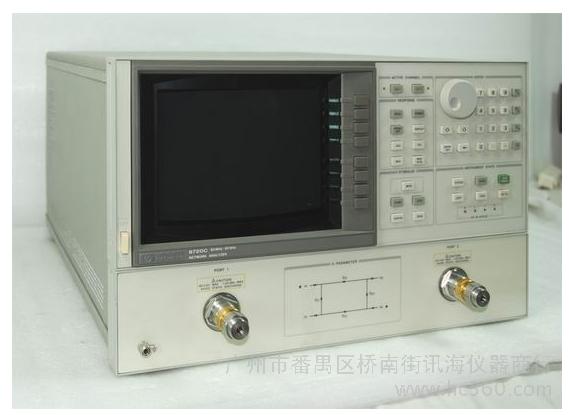 供应二手惠普HP-8720B网络分析仪