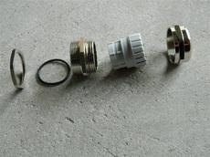 西安M32铜电缆接头,电缆连接固定头,防水夹紧锁头,厂家直销,量大优惠