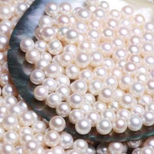 供应 圆珠半孔珍珠