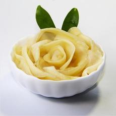 姜老大 寿司姜片甜醋姜片醋泡姜酱菜下饭小咸菜240g