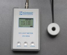 UV强度计库纳斯特KUHNAST UV-365A