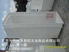 供应:印染厂专用塑料布箱 洗水洗涤装布桶 耐酸碱周转养殖桶