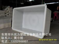 厂家直销:方形塑料印染周转桶 服装车间用染布桶 防腐蚀化工方桶