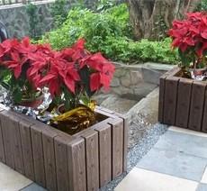 郑州供应仿木栏杆水泥仿木制品长期订做