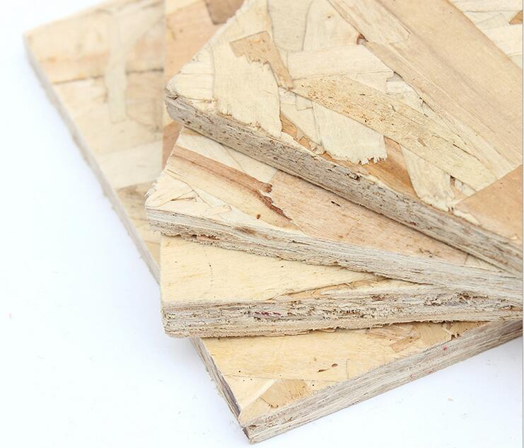 亿荣木业 厂家直销 osb 定向刨花板 欧松板 6mm x1220x2440 家具板 家装板