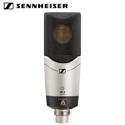 SENNHEISER 森海塞尔 MK4 专业电容麦克风 录音K歌主播