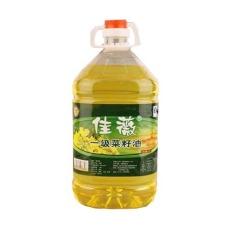 佳薇一级菜籽油5L