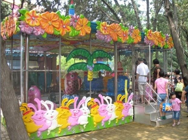 欢乐喷球车游乐设施项目 欢乐喷球车厂家 儿童旋转飞椅