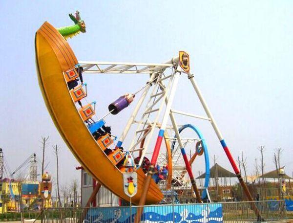 大型游乐设施海盗船 游乐场用的儿童海盗船设备